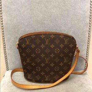 Vintage Louis Vuitton Druot Crossbody.